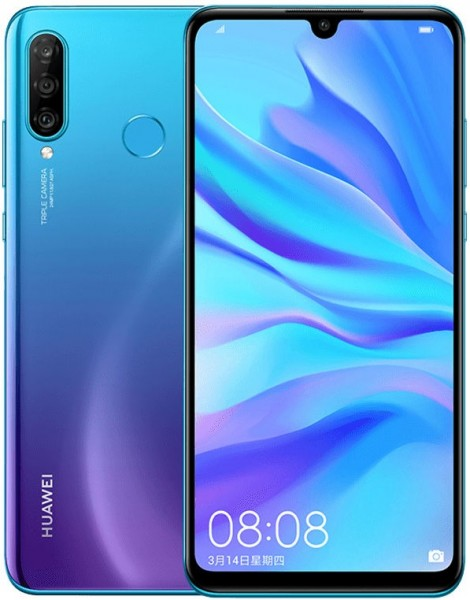 Huawei launches the Nova 4e, a Huawei P30 Lite for the Chinese