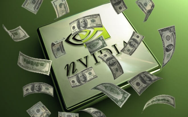 Nvidia boasts of record revenue