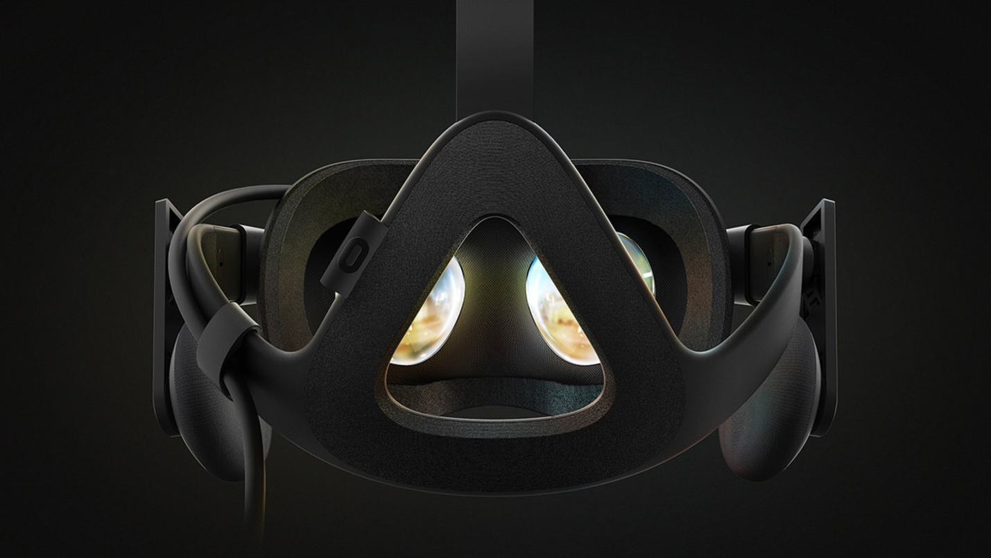 A much more affordable Oculus VR headset is on its way