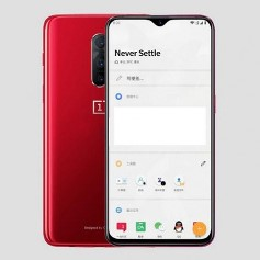 The OnePlus 6T's purported appearance. (Source: GizTop)
