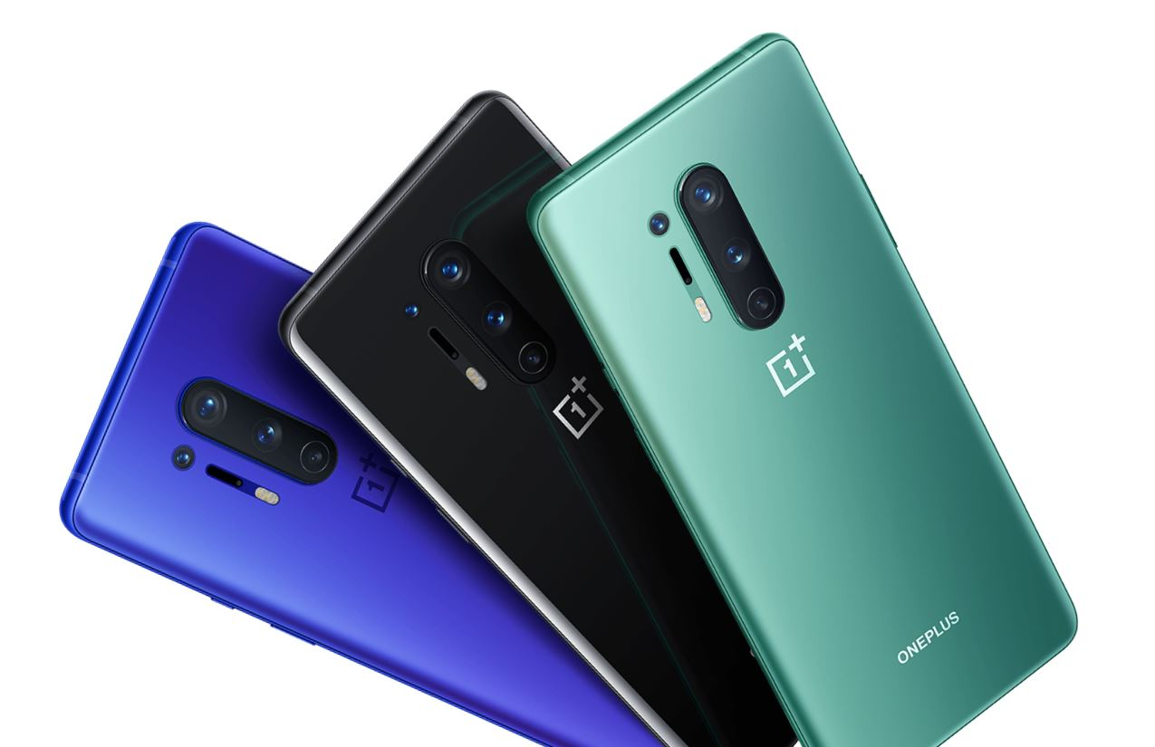 The OnePlus 8 and OnePlus 8 Pro launch in China with significantly ...