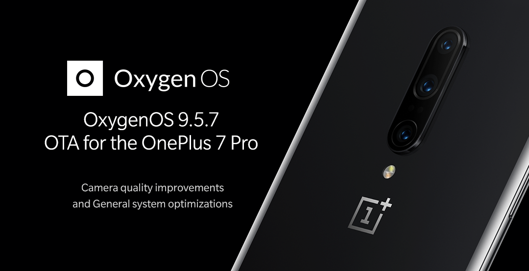 OnePlus releases a camera-centric software update for the 7 Pro