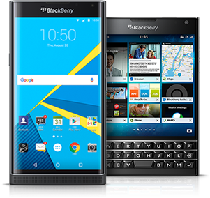 Blackberry pulls Priv and Passport from online store ...