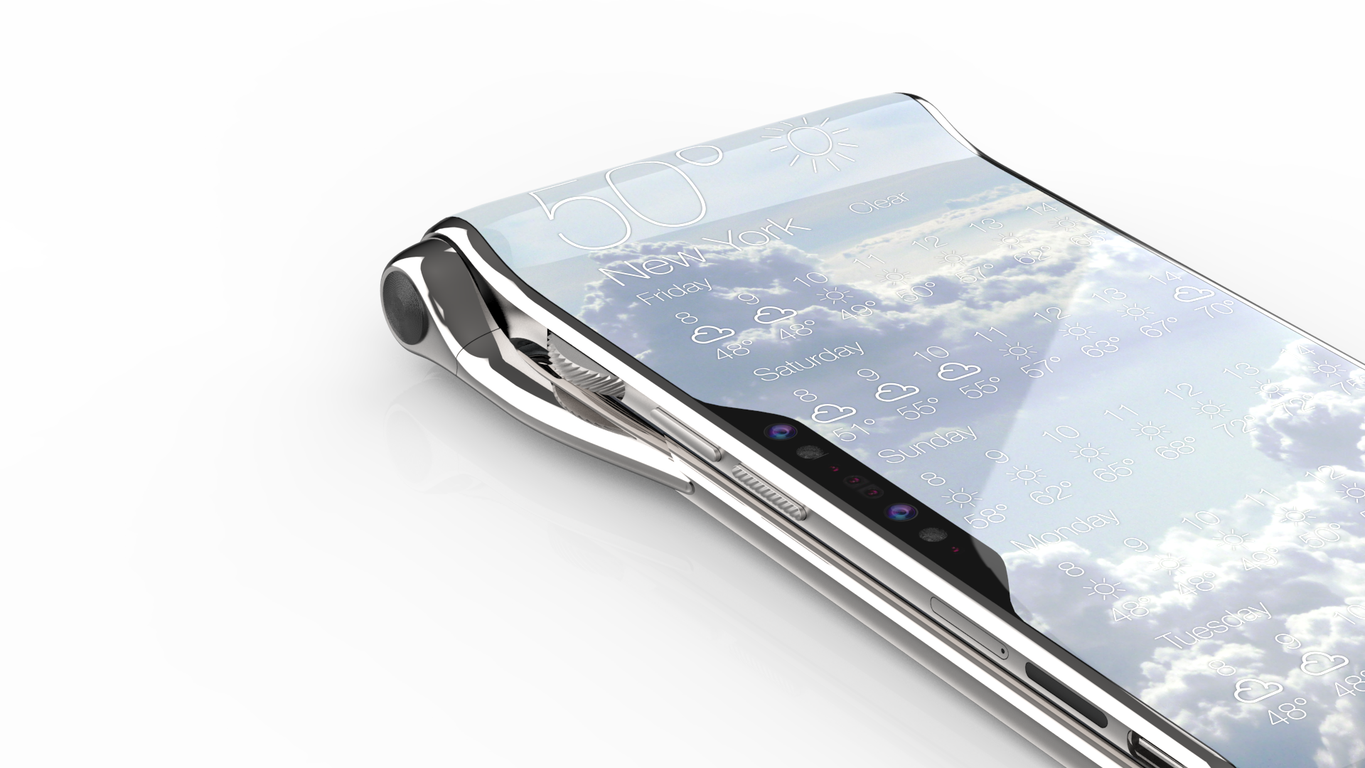 The Turing HubblePhone concept takes cues from Nokia's N93 ...