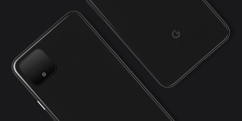 Pixel 4 XL turns up with new renders, no massive notch