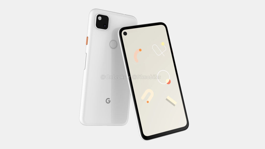 2020 Upcoming Smartphones GOOGLE PIXEL 4A