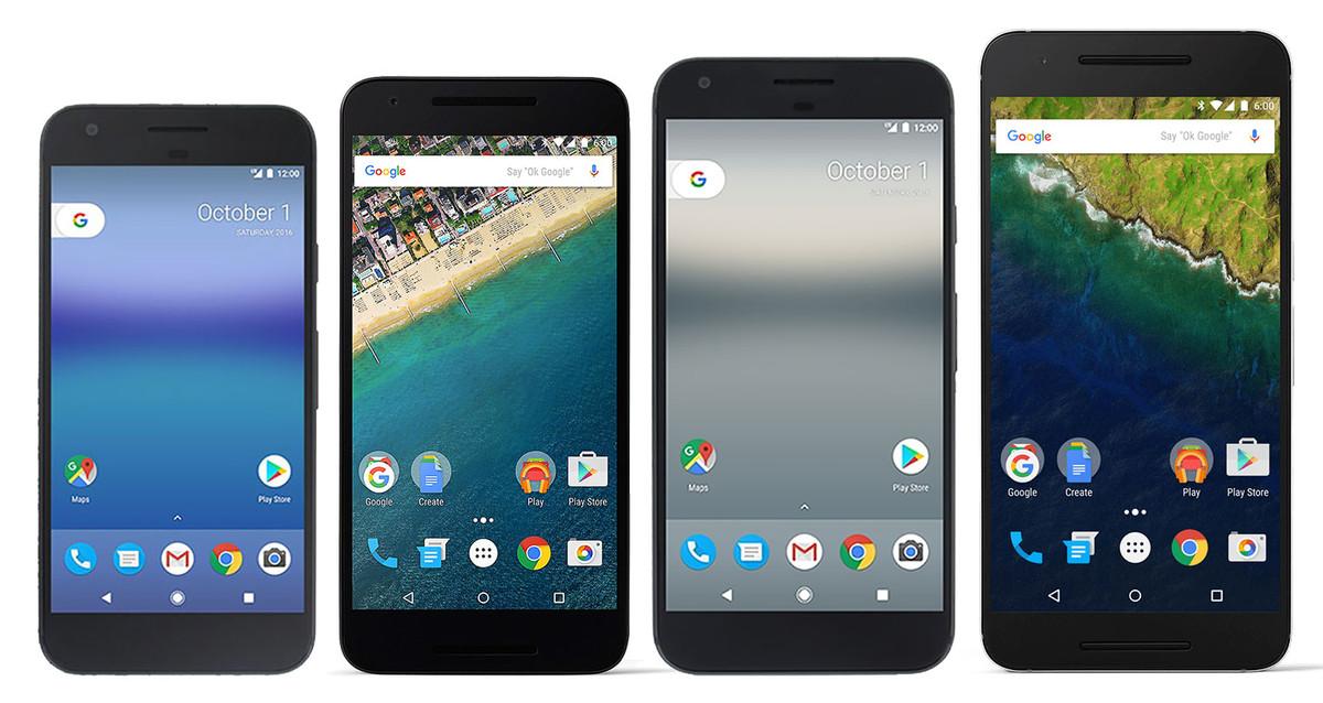 Google Pixel 2 Xl Vs Note 5
