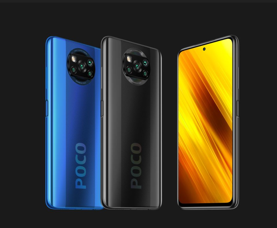 Poco X3 NFC launched: Snapdragon 732G, 120 Hz display, and a 5160 mAh battery for just €229 thumbnail