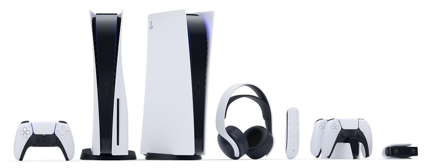 prezzi di PS5 e accessori