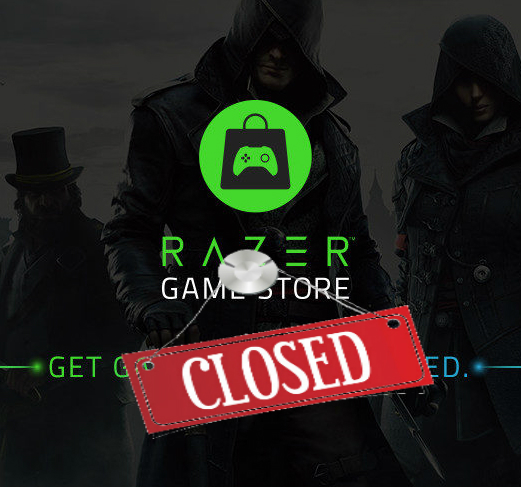 Ten Months After Opening, The Razer Game Store Is Closing