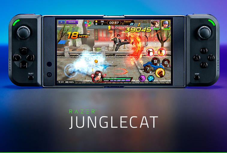 The Razer Junglecat turns your Android phone into a Nintendo Switch