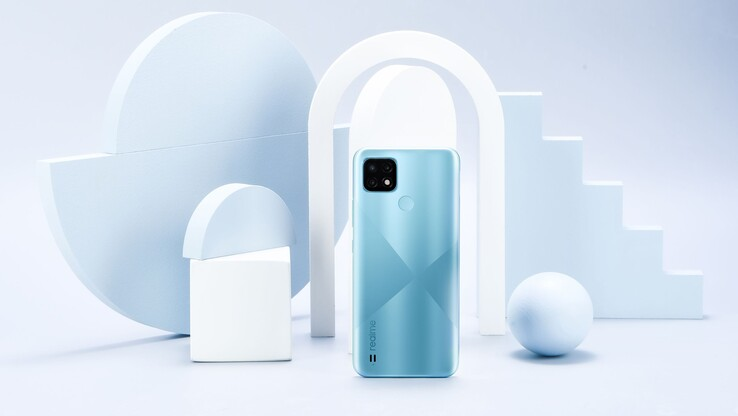The Realme C21 is the most interesting-looking new ~US$122 phone around - Notebookcheck.net