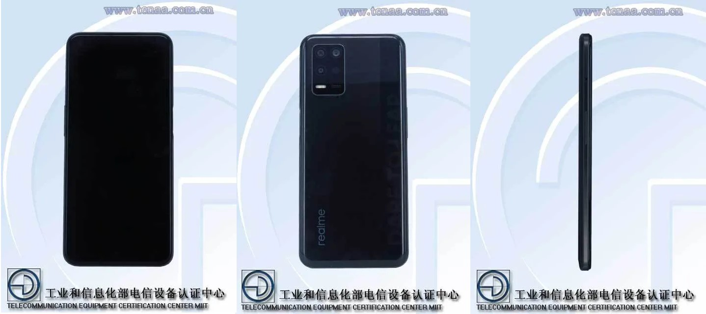 Realme gets a new phone through TENAA testing, could be a Narzo 30 series device - Notebookcheck.net