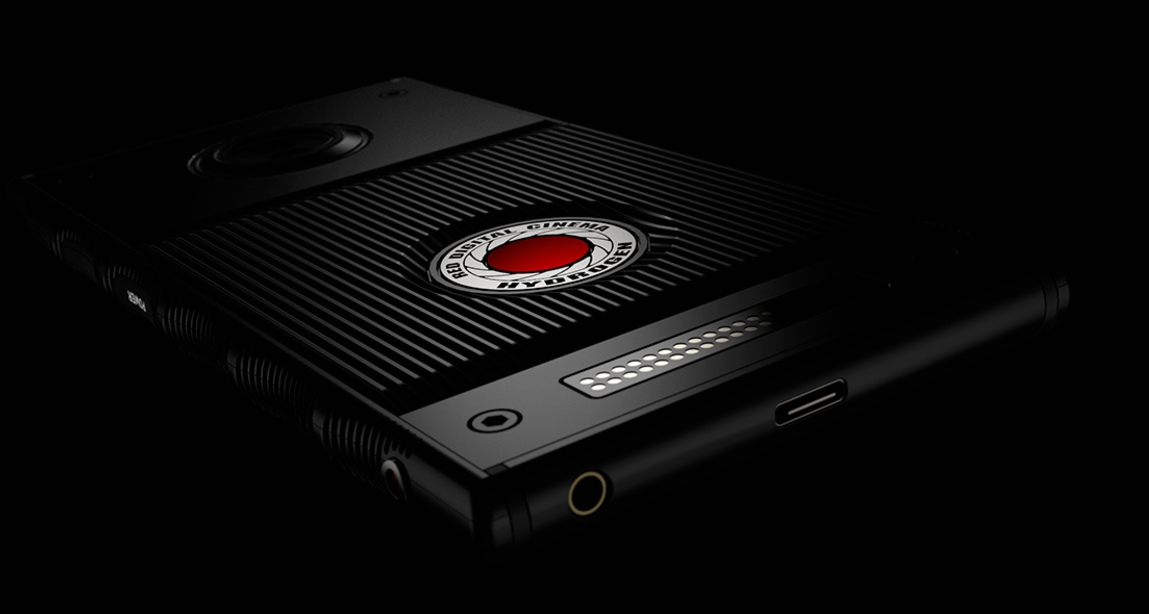 Camera maker RED has announced an Android phone with holographic display