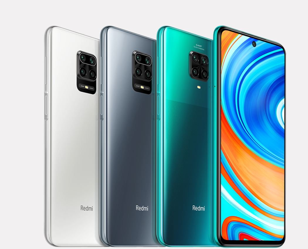 Image of article 'The Redmi Note 9 Pro nets yet another update ahead of MIUI 12 release'