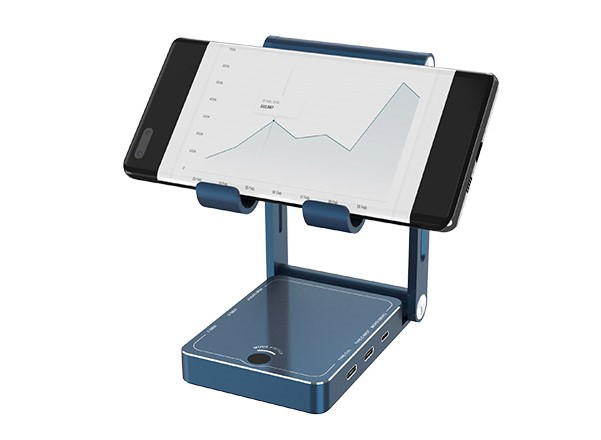 Switch your mobile apparatus into desktop PCs using the Beelink Expand X dock thumbnail