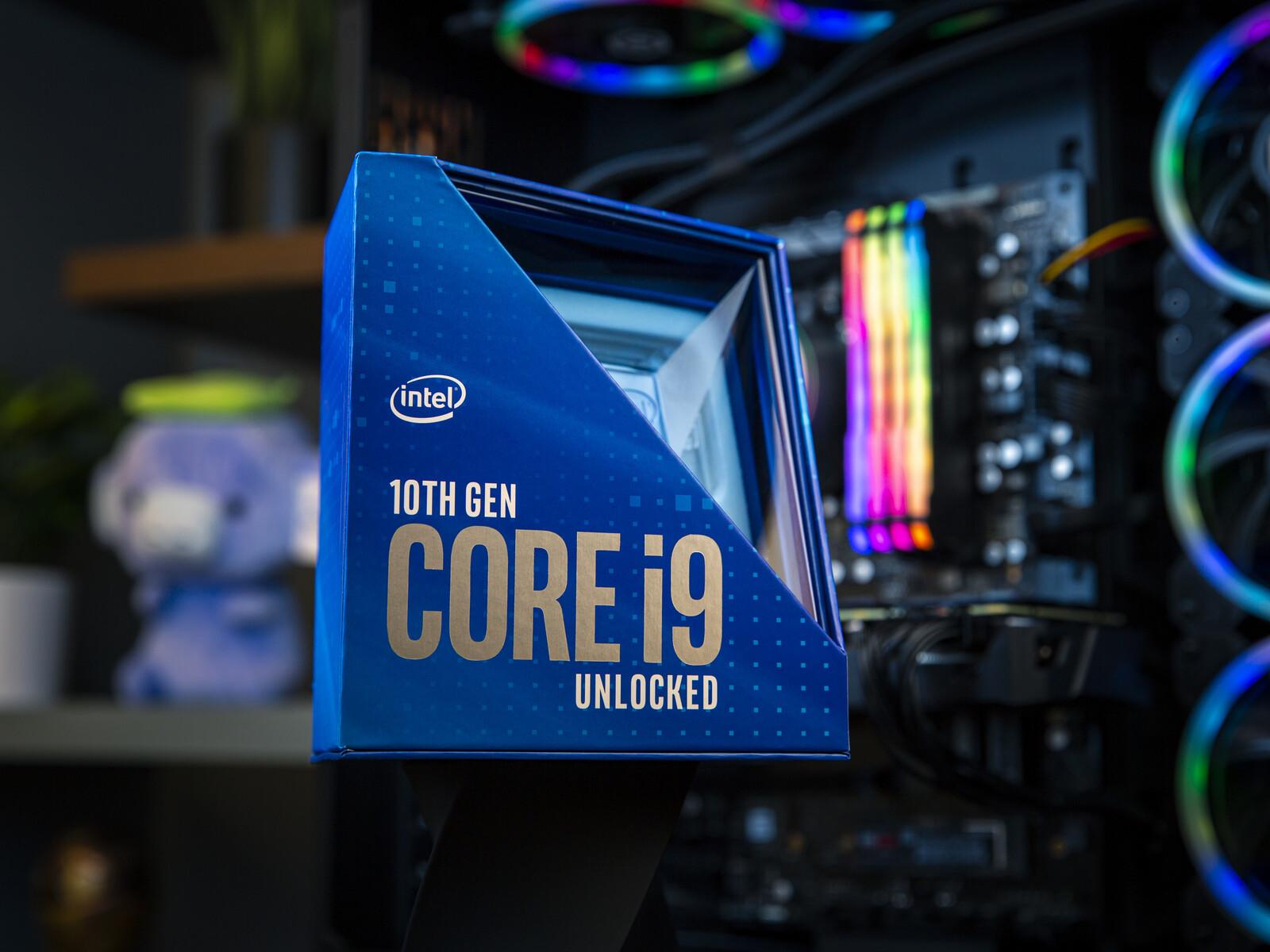 Intel Core i9-11900K разогнан до 5,2 ГГц