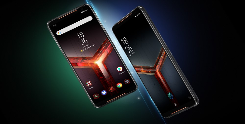 Asus sends the ROG Phone II to Android developers - Notebookcheck.net