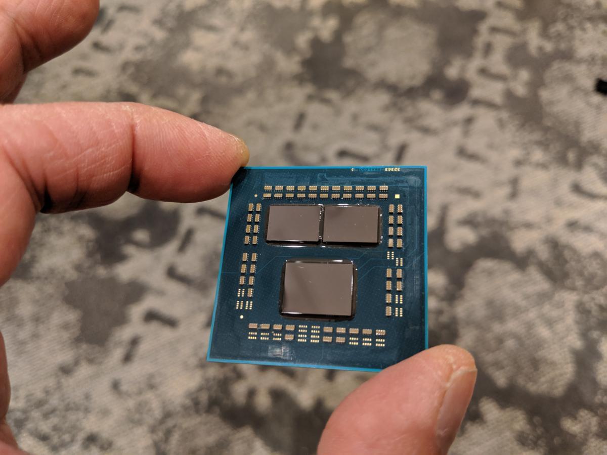 AMD Ryzen 5 3600 shown to post 6 3% higher FPS than an Intel