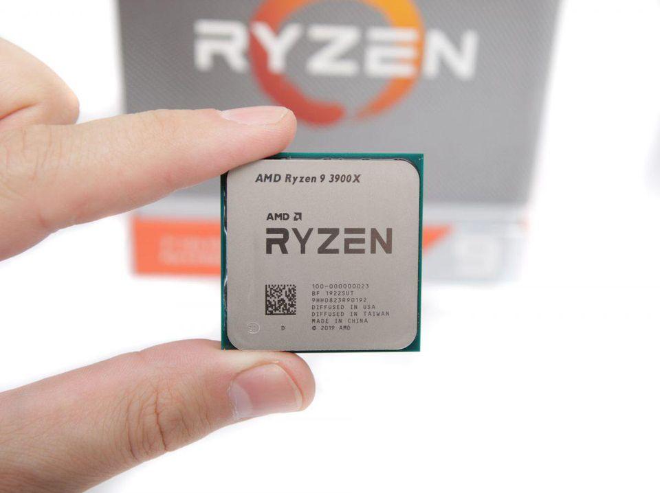 AMD Ryzen 9 3900X gaming benchmarks reveal turning off SMT narrows