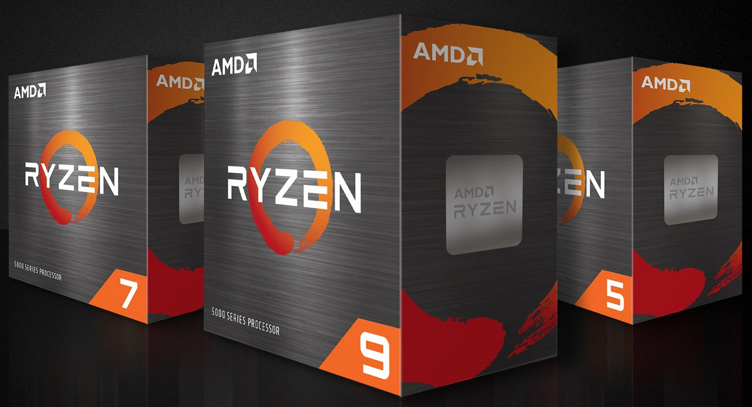 AMD Ryzen 5000 Series chips up for grabs as part of ...