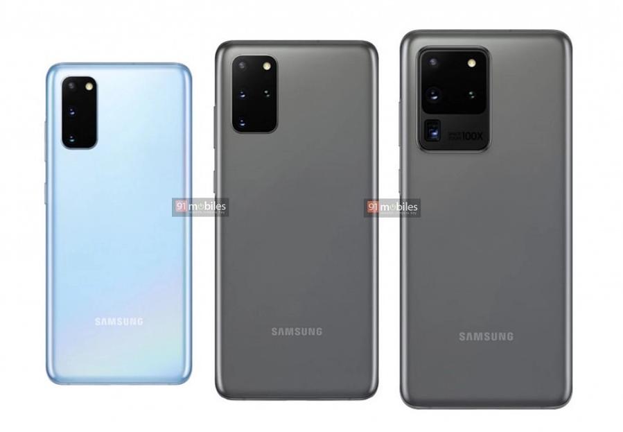 Samsung Galaxy S20 Vorstellung
