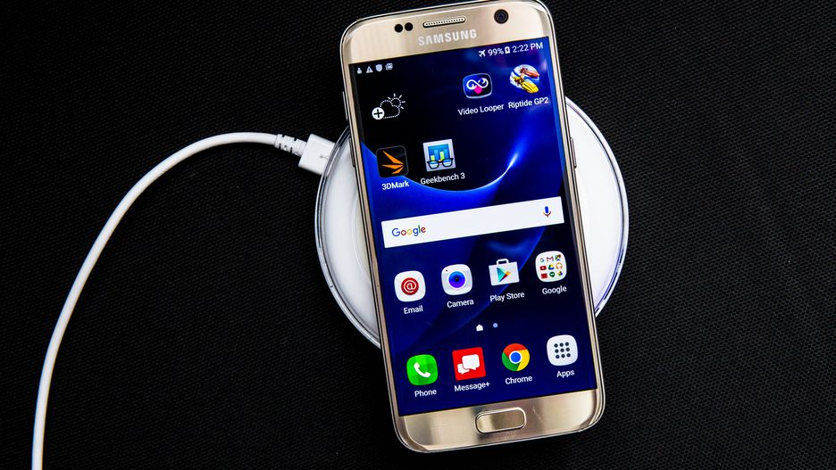 The Samsung Galaxy S7. (Source: CNET)