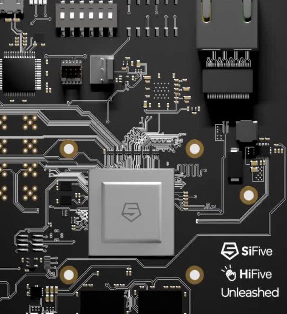 Qualcomm, Samsung and Intel revealed as investors in SiFive