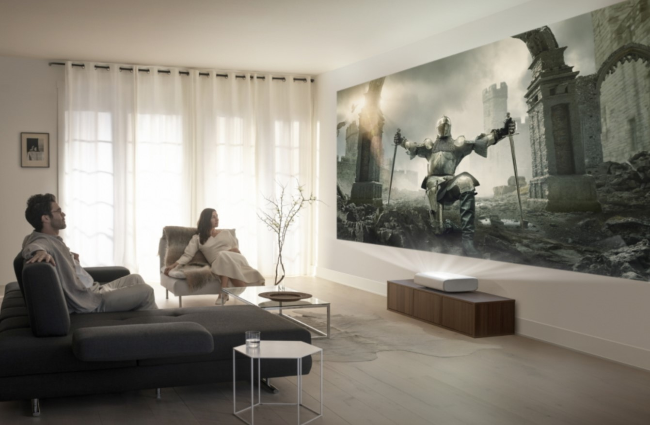 Samsung Introduces The Premiere: The First 4K HDR10 + Certified Projector