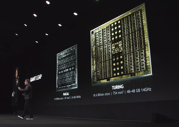 New Nvidia Turing RTX 2000-series key features detailed