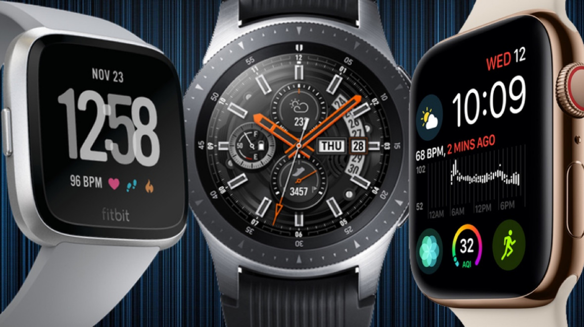 aa3acb69592 Three non-Wear OS-based brands dominated the US smartwatch market in 2018.