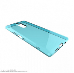 New Sony Xperia XZ4 case leak may confirm previous design-related