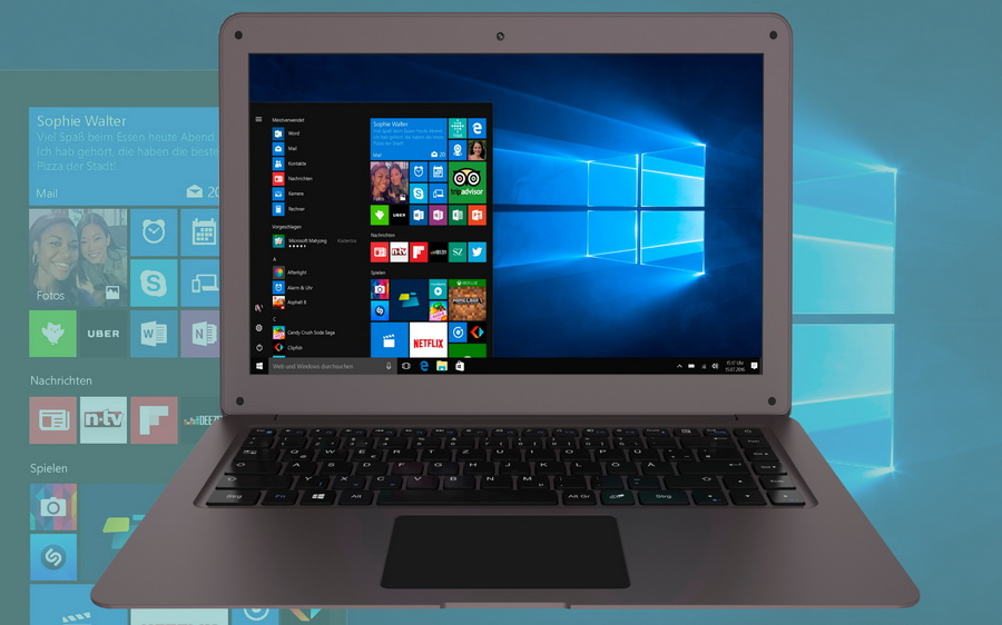 Trekstor launches surfbook w1 and w2 affordable windows for Affordable windows