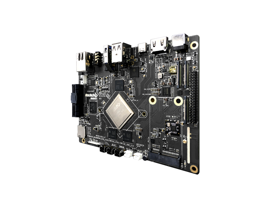 The ToyBrick RK3399 Pro, a Raspberry Pi-sized SBC that