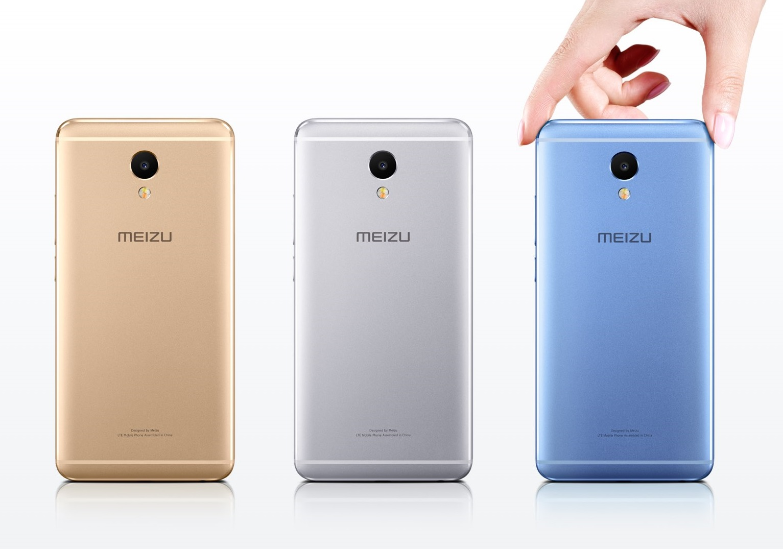 Meizu Blue Charm M5 Note Successor To The M3 Note With