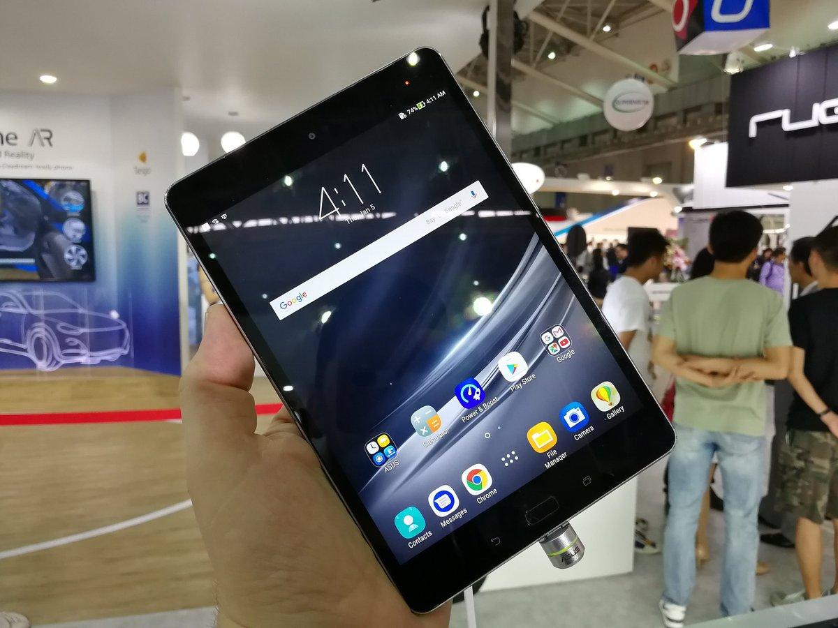 Asus unveils Zenpad 3s 8 0 Z582KL with 2K resolution display