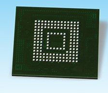 The UFS 2.1 memory chips will use Toshiba's 64-layer BICS 3D TLC NAND technology. (Source: Toshiba)