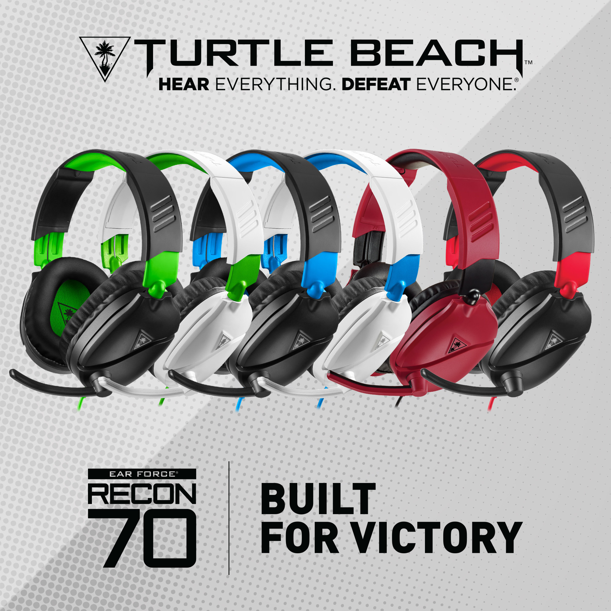 Turtle Beach releases Recon 70 headset for PlayStation and