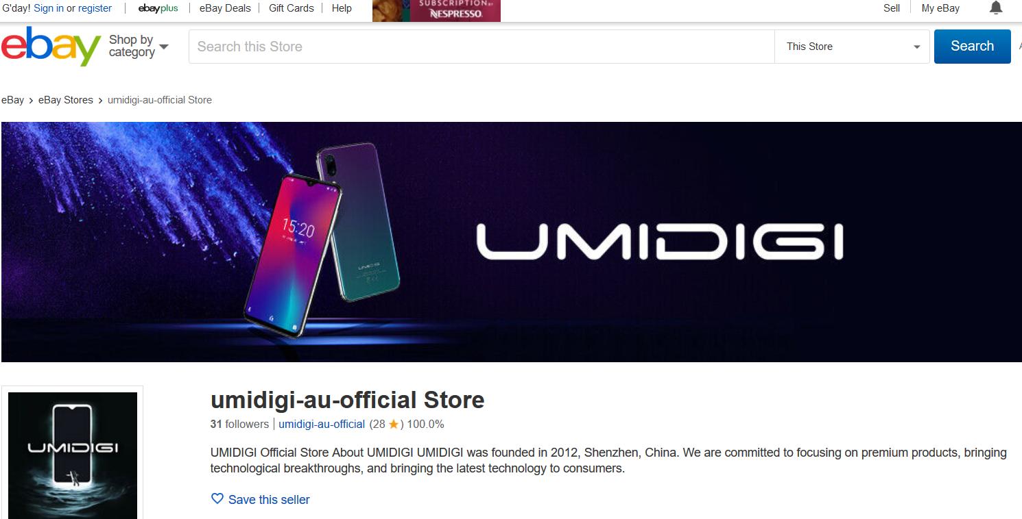 Umidigi Enters The Australian Smartphone Market Via Amazon And Ebay Notebookcheck Net News