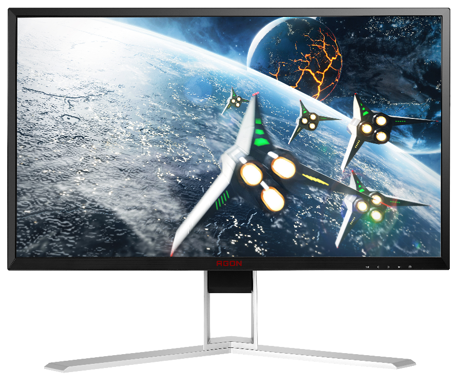 f9bcac3a745 AOC launches Agon AG251FZ2 TN monitor with 240 Hz refresh rate and 0.5 ms  response times