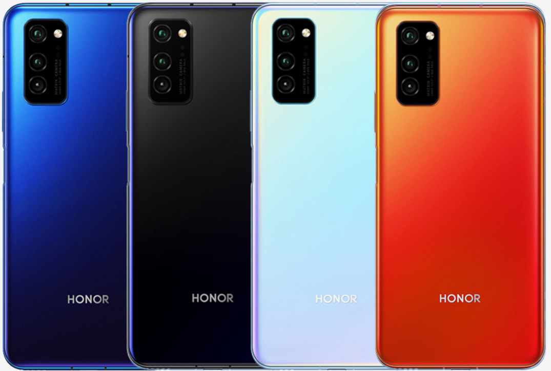 Huawei Honor V30 to arrive in Europe next week with HMS instead of Google Services - Notebookcheck.net