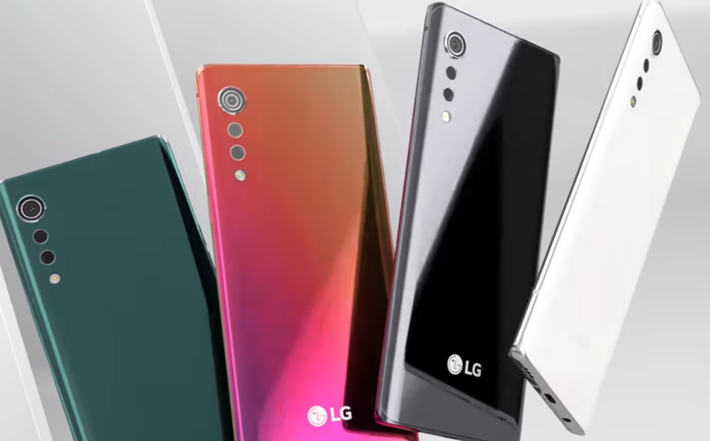 LG releases video of new Velvet smartphone, reveals classy ...