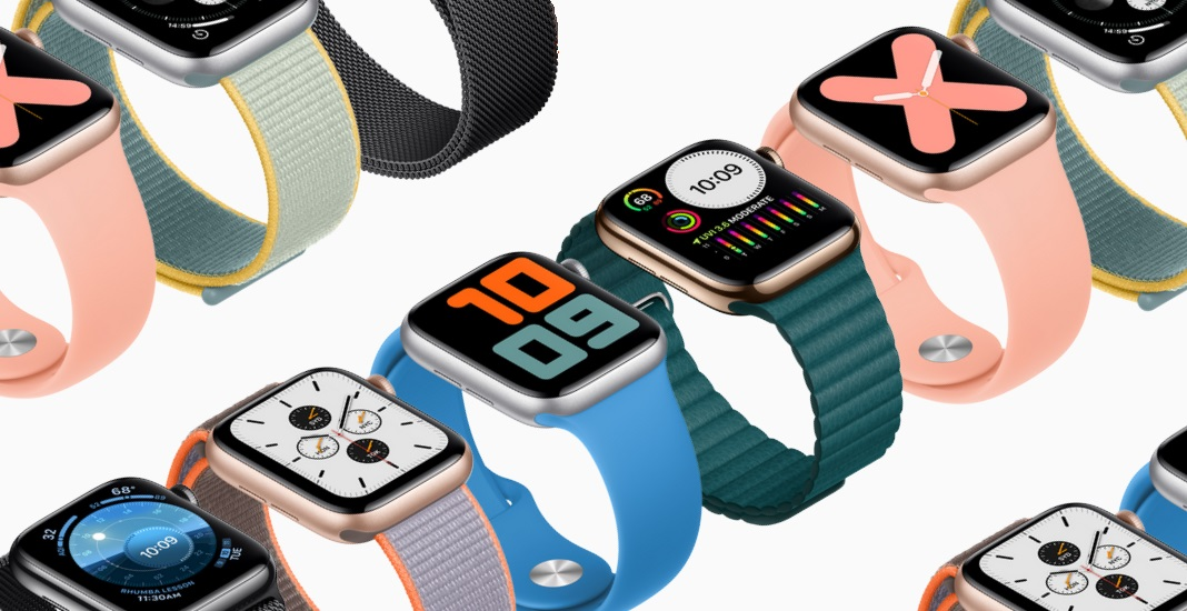 Apple Watch Series 3 and Series 5 sales help sink Samsung in the growing North America wearables market thumbnail