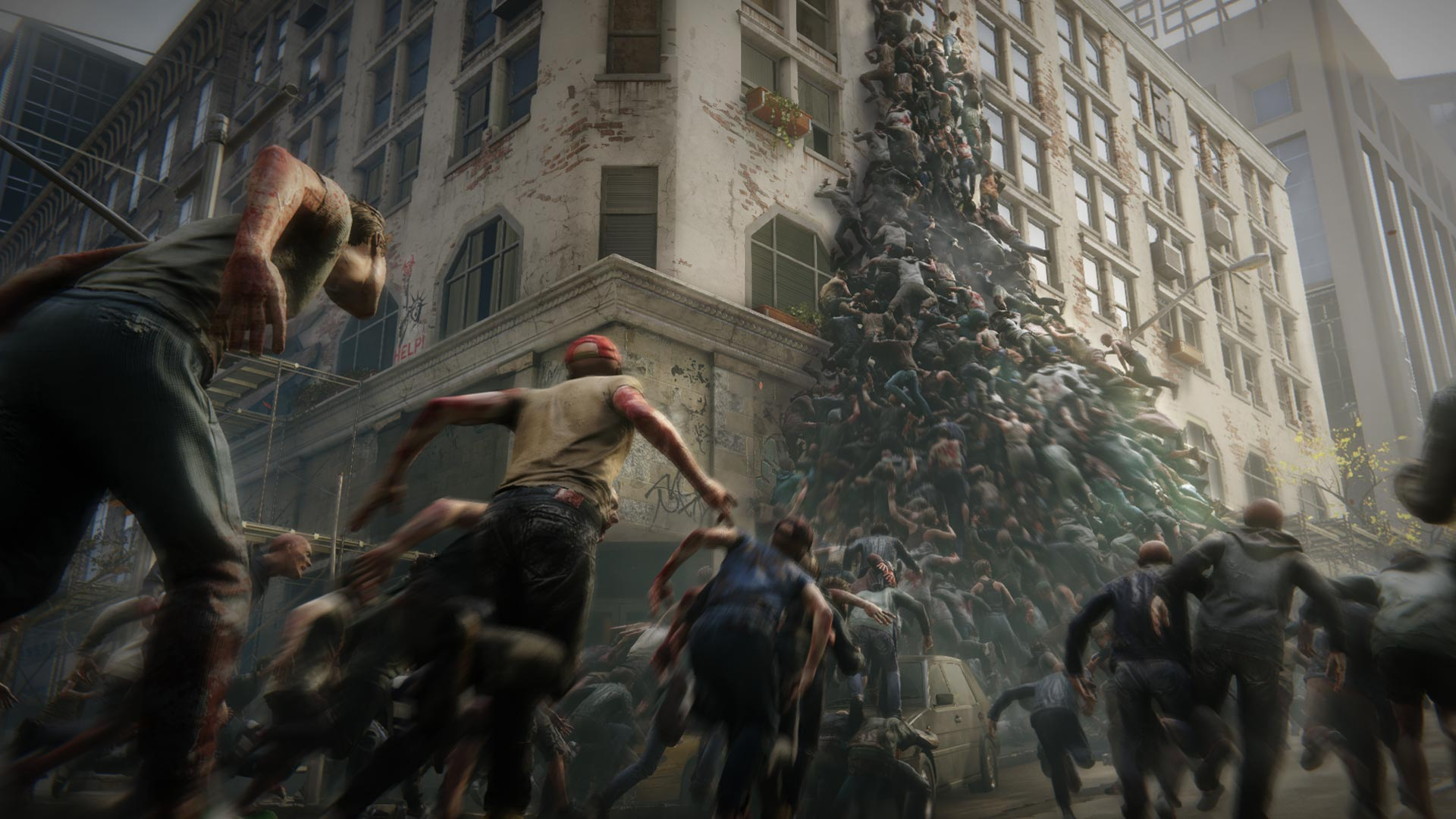 World War Z 'Moscow' trailer