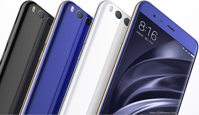 The Xiaomi Mi 6 is issued with its official update to
