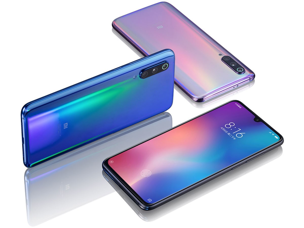 Xiaomi Mi 9 launched, high-end features starting at just US