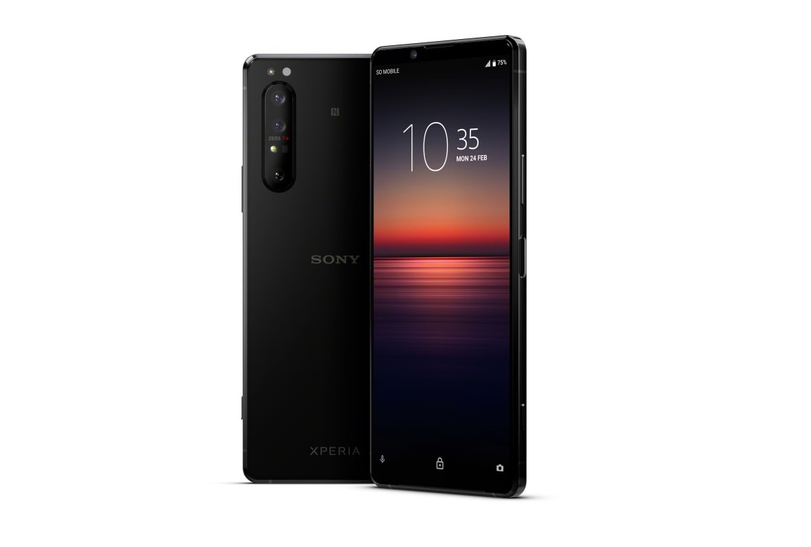 Sony Xperia 1 II with 4K screen, Snapdragon 865 launched
