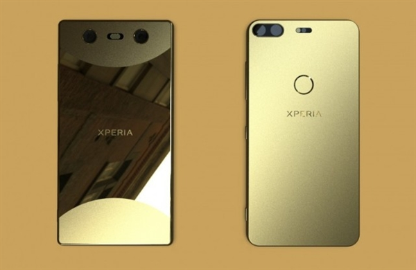 Images Of A Full Screen Sony Phone Spotted In The Wild