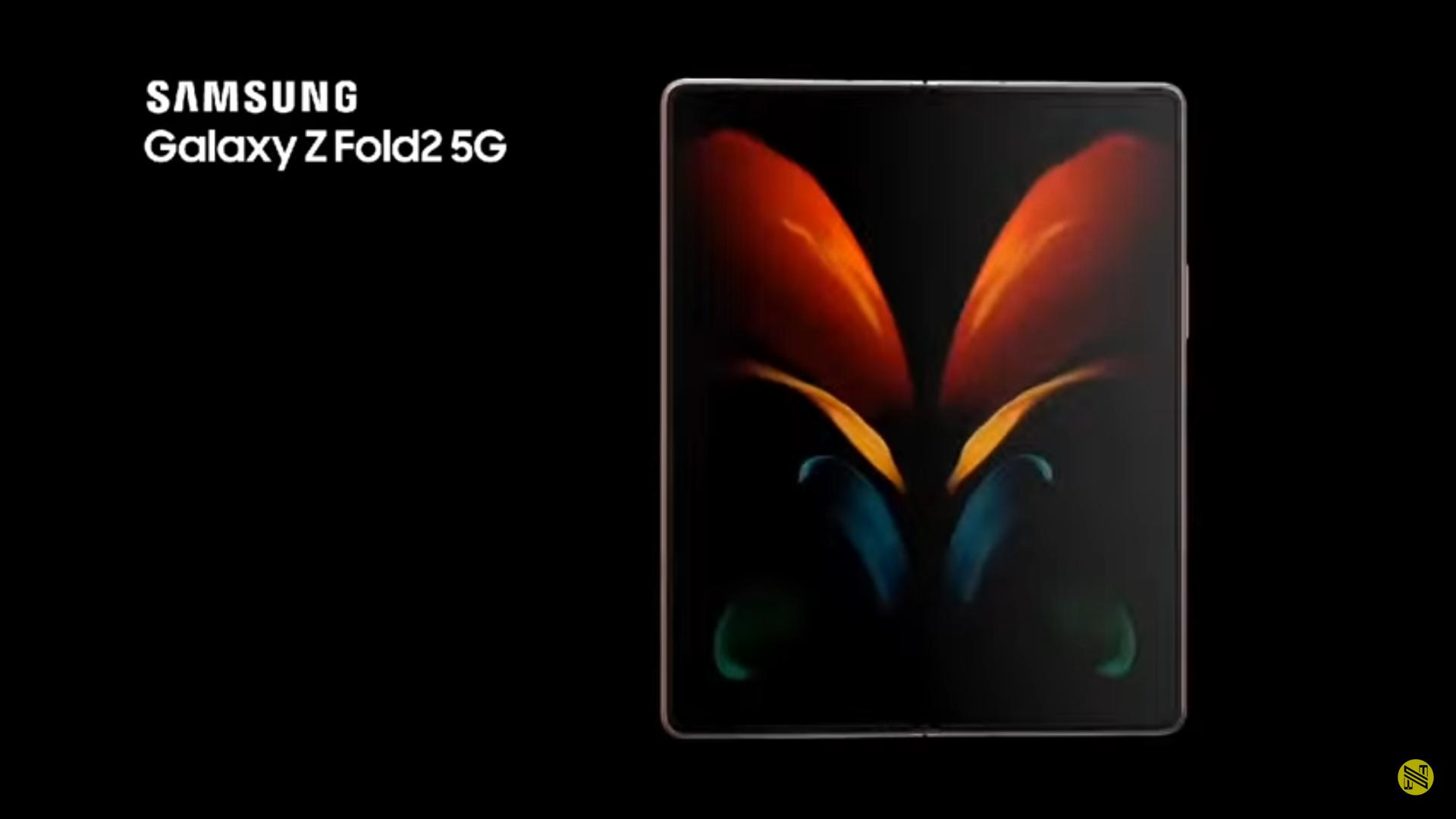 Fold2 galaxy 5g z