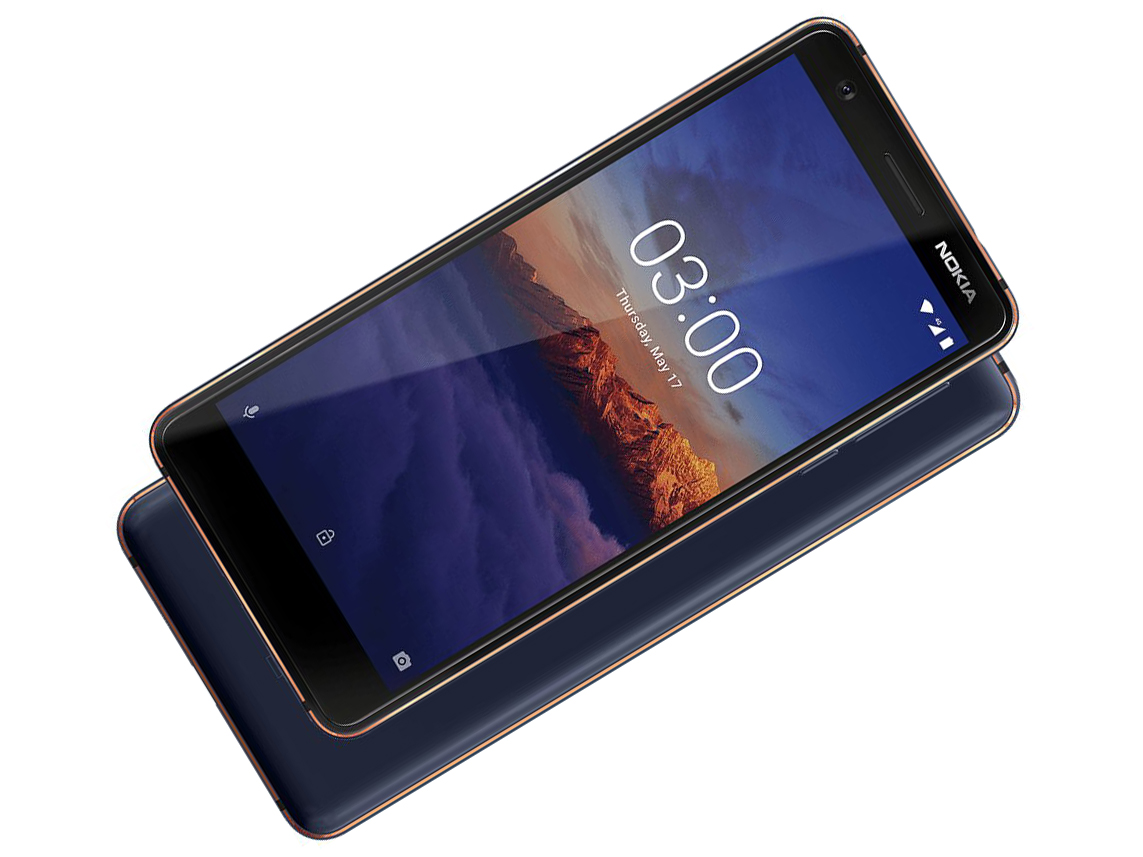 Nokia 3 1 Smartphone Review - NotebookCheck net Reviews